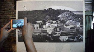Una foto de Paraná en 1920.