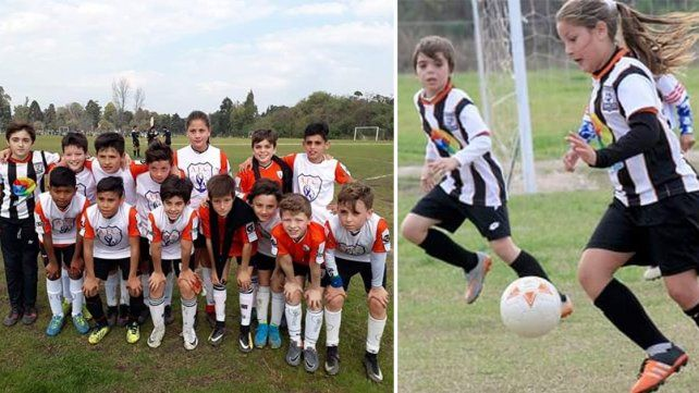 Dieron marcha atrás, y dejarán jugar a Lucía en el torneo provincial de fútbol