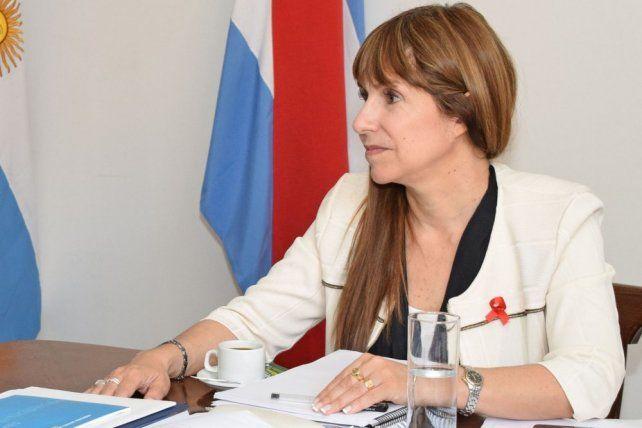 La ministra puso la renuncia a disposición de Bordet.
