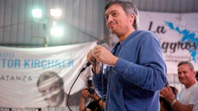 Declaración de bienes: Máximo Kirchner ganó $50 millones el año pasado
