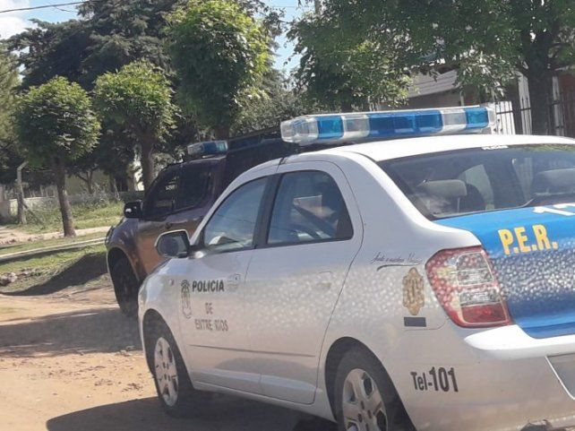 Simultáneos. Los 24 allanamientos fueron en Villaguay. Foto: Info Villaguay