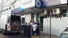 Antecedentes. La clínica de Gualeguaychú sobrevivió al cierre y en la actualidad emplea a 50 trabajadores.