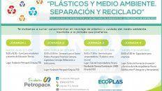 capacitacion en plasticos y medio ambiente