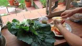 Alimentación. Debate por el cuidado del ambiente y la cercanía de alimentos sanos.