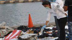 indonesia: es improbable que haya sobrevivientes de la caida del avion