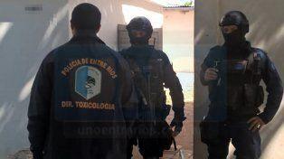 Los policías detenidos habrían filtrado datos de operativos y brindado protección a narcos