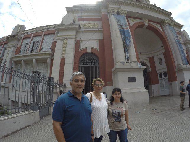 La escuela fue remodelada para la Cumbre del Mercosur.