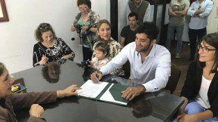 Suárez y Catena rumbo al Nacional