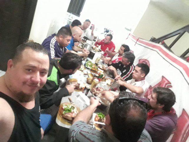 Paranaenses ya se encuentran en Brasil para ver a River Plate