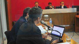 Acreditados. Para los fiscales los delitos endosados quedaron confirmados. Foto: Juan Manuel Hernández