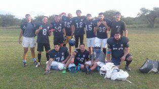 El equipo de Paraná se formó hace un año. Empezó con cuatro jugadores.