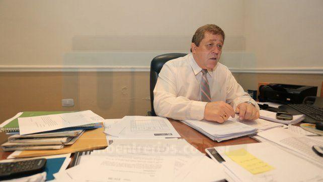 Oscar Balla dijo que todavía es Secretario de Trabajo y que está tranquilo porque hizo las cosas bien