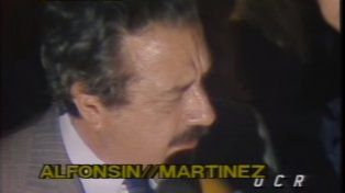 A 35 años de la asunción de Raúl Ricardo Alfonsín
