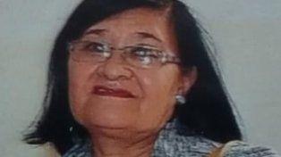 La Justicia pidió colaboración sobre el paradero de Rómula Arrúa
