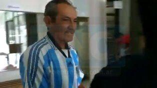 Poca información. Torres prefirió el silencio ante las consultas de UNO. Foto: Javier Aragón