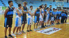 echagüe va por su primera victoria en la liga argentina de basquet