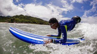 Surfista venezolano