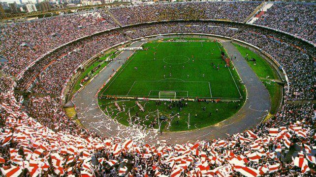 El estadio Monumental será el escenario de la revancha