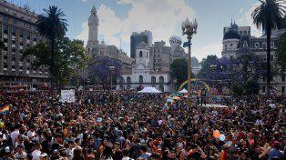 Divisiones en el colectivo LGBTIQ: habrá dos marchas del orgullo gay