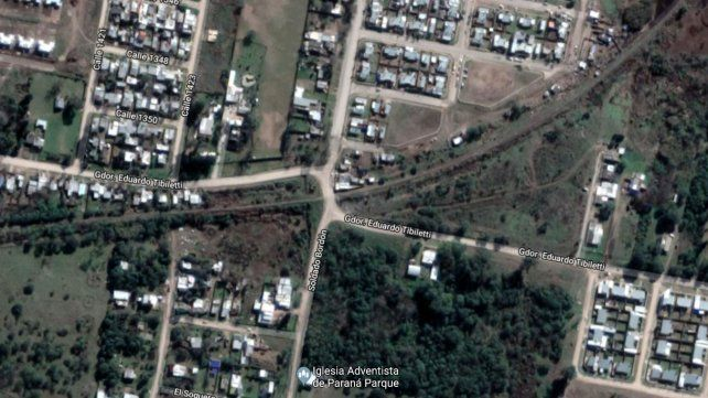 Barrio 20 de Junio: Sereno mató a un hombre que ingresó a una obra en construcción