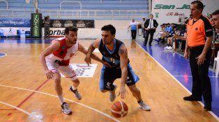 El equipo de Paraná perdió los dos partidos como local.