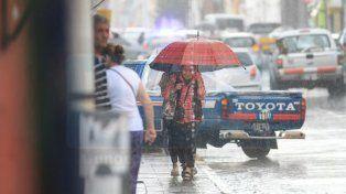 Este martes se mantendrán las condiciones climáticas inestables y hará calor