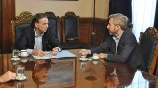 Frigerio va hoy al Senado y Cambiemos se prepara para sacar el dictamen del Presupuesto
