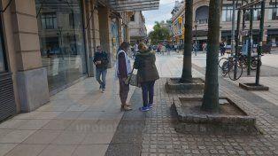 En diciembre comenzarán a remodelar la peatonal San Martín