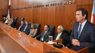 Se eligieron los jueces que integrarán la Cámara de Casación de Concordia