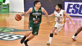 El equipo de Concordia perdió el primer partido en La Banda, pero tiene ventaja deportiva