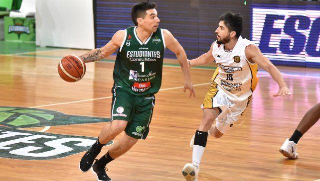 El equipo de Concordia perdió el primer partido en La Banda