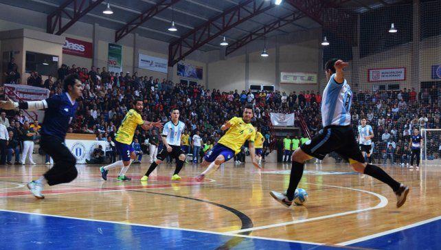 El equipo argentino disputará el mundial en Misiones