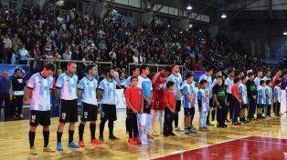 La Selección Argentina de Futsal jugará en Paraná
