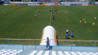 Juventud Unida y Atlético Paraná igualaron en el duelo provincial