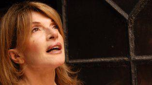 Consagrada. La actriz arriba a Paraná con su obra Atentamente.