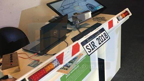 Inventaron dispositivo con radiofrecuencia para señalizar trailers y remolques y ganaron un premio