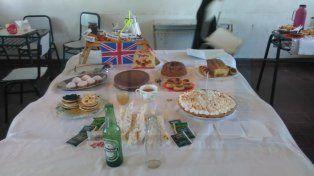Ceremonia del Té en Ingés