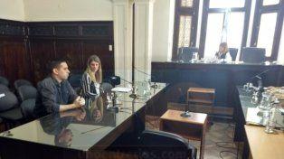 La sentencia. La semana que viene se dará a conocer el veredicto de Berros. Foto: Javier Aragón