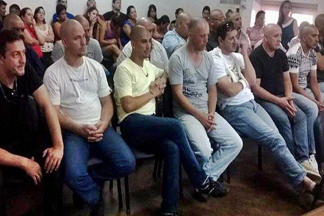 Revisión. Los policías fueron condenados en 2015 por el acuartelamiento en la Jefatura de la Capital del citrus.