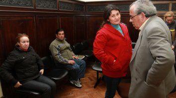 Revés. En 2012, los tres imputados festejaron la absolución, pero dos años después los enviaron de nuevo a juicio.