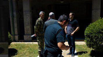 detuvieron a soldado del batallon de concepcion del uruguay por distribucion de pornografia infantil