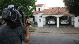 Lugar. La propiedad está ubicada en el barrio porteño de Olivos.
