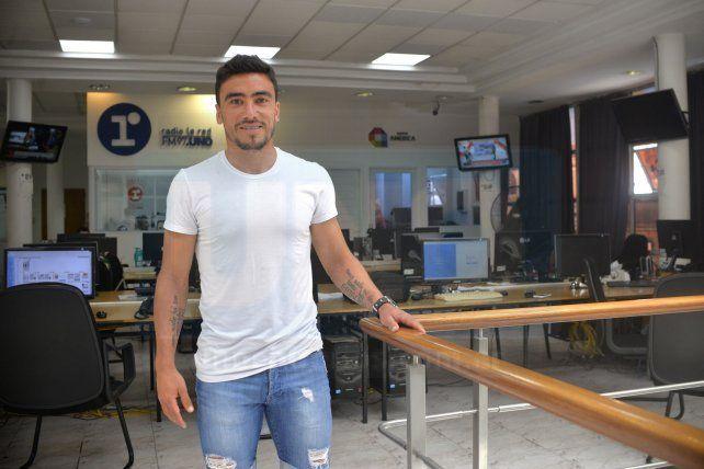 Bruno Urribarri vistió las dos camisetas, pero el Millo lo marcó más