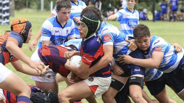 Se suspendió la jornada final del torneo de rugby Eduardo Uranga