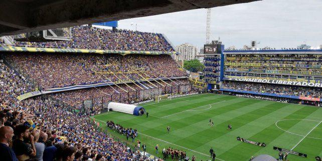 Fue empate en La Bombonera y todo se define en el Monumental