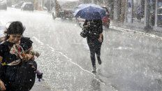 ¿sigue la lluvia? el pronostico extendido para esta semana