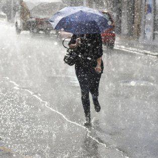 ¿Sigue la lluvia? El pronóstico extendido para esta semana