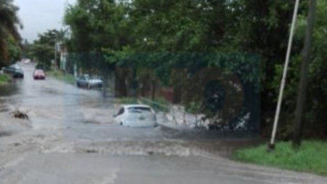 Fuerte monitoreo y asistencia de la provincia a los afectados por el temporal