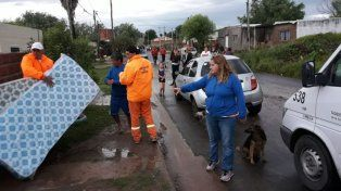 Las lluvias persisten y se intensifica la ayuda para las familias afectadas