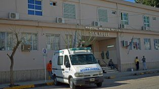 Salud informó que los hospitales funcionan sin interrumpir sus servicios